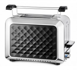 Toaster with warming rack YOER Diamond T01BK