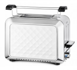 Toaster with warming rack YOER Diamond T01W